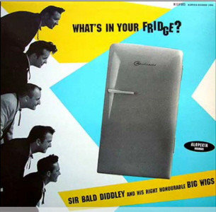 Sir Bald Diddley And His Right Honourable Big Wigs - What's In Your Fridge (Vinyl LP)