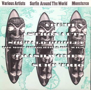 Various - Surfin Around The World (Vinyl LP)