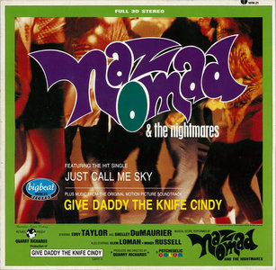 Naz Nomad And The Nightmares - Give Daddy The Knife Cindy (Vinyl LP)