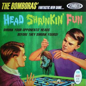 The Bomboras - Head Shrinkin' Fun! (Vinyl LP)