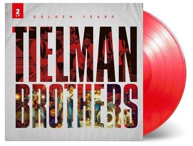 TIELMAN BROTHERS - GOLDEN YEARS -COLOURED- (Vinyl LP)