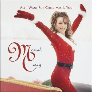 Mariah Carey - All I Want For Christmas Is You +2 (Vinylsingle)
