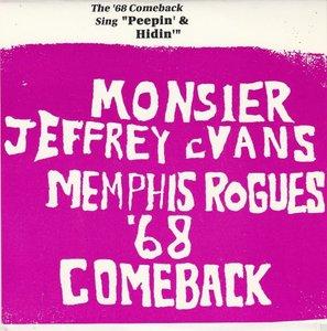 68 Comeback - Peepin' & Hidin' + Eager Boy (Vinylsingle)