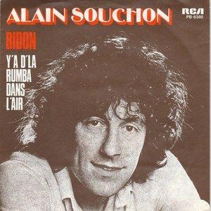 Alain Souchon - Bidon + Y'a d'la rumba dans l'air (Vinylsingle)