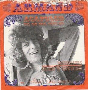 Armand - Acapulco + Waterfiets + Ik Heb 'T Gevonden (Vinylsingle)
