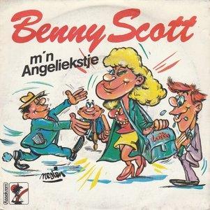 Benny Scott - M'n Angeliekstje + 'K Eten Geeren (Vinylsingle)