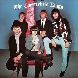 The Chesterfields Kings - here Are The Chesterfield Kings (Vinyl LP)