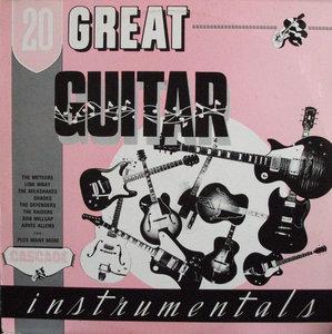 Various - 20 Great Guitar Instrumentals (Vinyl LP)