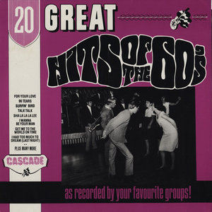 Various - 20 Great Hits Of The 60's (Vinyl LP)