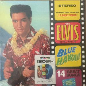 ELVIS PRESLEY - BLUE HAWAII -COLOURED- (Vinyl LP)