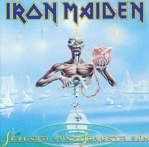 IRON MAIDEN - SEVENTH SON OF A SEVENTH SON (Vinyl LP)