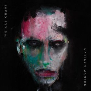 MARILYN MANSON - WE ARE CHAOS -COLOURED VINYL- (Vinyl LP)