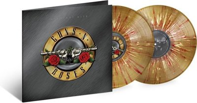 GUNS N' ROSES - GREATEST HITS -COLOURED- (Vinyl LP)