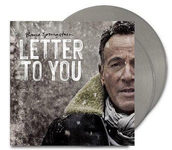 BRUCE SPRINGSTEEN - LETTER TO YOU -COLOURED VINYL- (Vinyl LP)