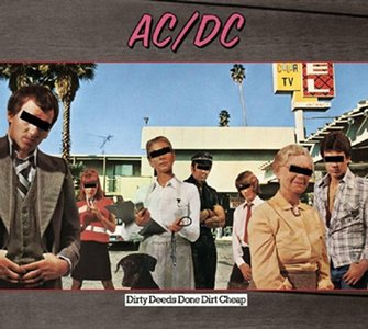 AC/DC - DIRTY DEEDS DONE.. -HQ- (Vinyl LP)