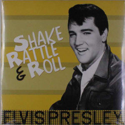 ELVIS PRESLEY - SHAKE RATTLE AND ROLL (Vinyl LP)