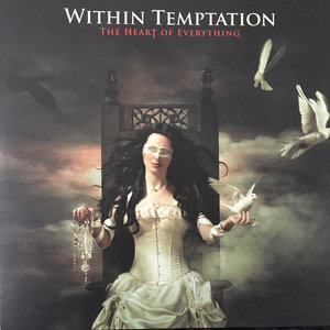 WITHIN TEMPTATION - THE HEART OF EVERYTHING -COLOURED VINYL- (Vinyl LP)