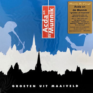 ACDA EN DE MUNNIK - GROETEN UIT MAAIVELD -COLOURED- (Vinyl LP)