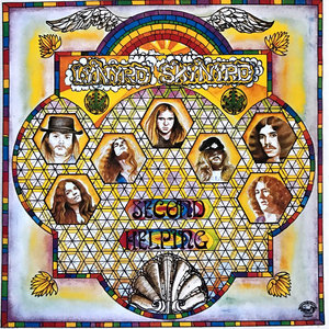 LYNYRD SKYNYRD - SECOND HELPING (Vinyl LP)