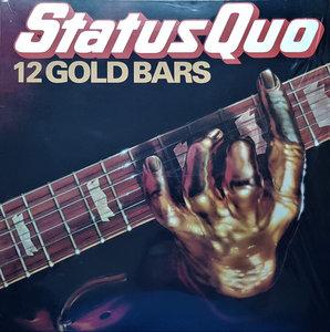 STATUS QUO - 12 GOLD BARS (Vinyl LP)