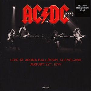 AC/DC - LIVE AT AGORA BALLROOM 1977 -COLOURED- (Vinyl LP)
