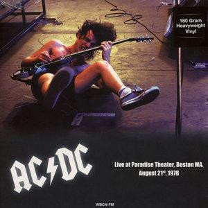 AC/DC - PARADISE THEATER BOSTON 1978 -COLOURED- (Vinyl LP)