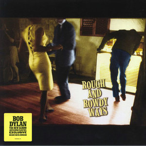 BOB DYLAN - ROUGH AND ROWDY WAYS -COLOURED- (Vinyl LP)
