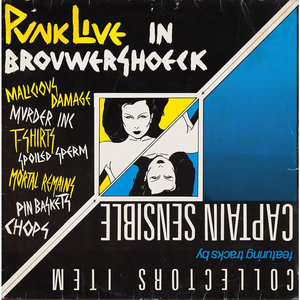 Various - Punk Live In Brouwershoeck (Vinyl LP)