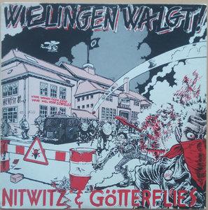Nitwitz / Gotterflies - Wielingen Walgt (Vinyl LP)