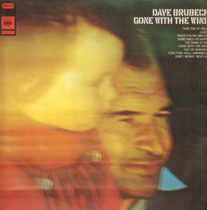 Dave Brubeck - Gone With The Wind (Vinyl LP)