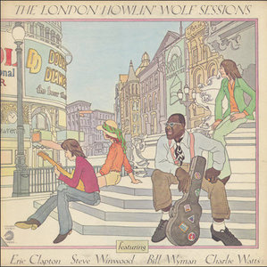 Howlin' Wolf - London Sessions (Vinyl LP)