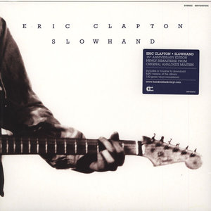 ERIC CLAPTON - SLOWHAND (Vinyl LP)