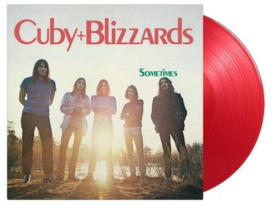 CUBY & THE BLIZZARDS - SOMETIMES -COLOURED- (Vinyl LP)
