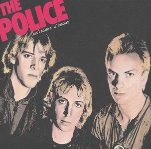 POLICE - Outlandos D'Amour (Vinyl LP)