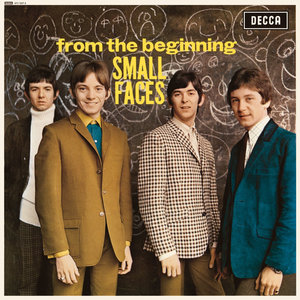 SMALL FACES - FROM THE BEGINNING (Vinyl LP)