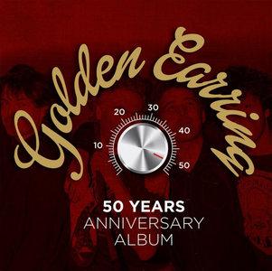 GOLDEN EARRING - 50 YEARS ANNIVERSARY (Vinyl LP)