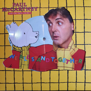 PAUL MCCARTNEY - WE ALL STAND TOGETHER + (HUMMING VERSION) (Vinyl LP)