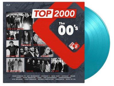 VARIOUS - TOP 2000: THE 00'S (COLOURED VINYL) (Vinyl LP)