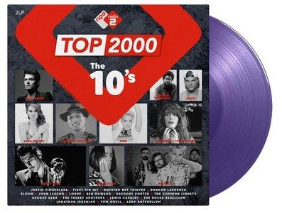VARIOUS - TOP 2000: THE 10'S (COLOURED VINYL) (Vinyl LP)