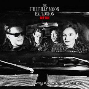 HILLBILLY MOON EXPLOSION - RAW DEAL (Vinyl LP)