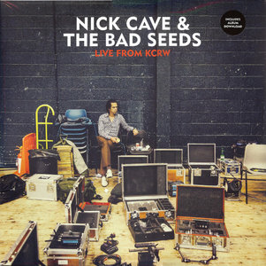 NICK CAVE & THE BAD SEEDS - LIVE FROM KCRW (Vinyl LP)