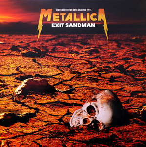 METALLICA - EXIT SANDMAN -COLOURED- (Vinyl LP)