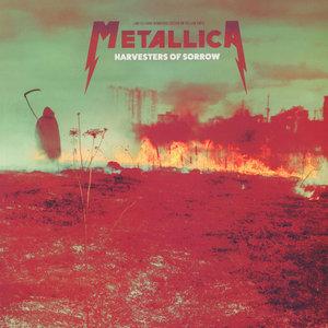 METALLICA - HARVESTERS OF SORROW -COLOURED- (Vinyl LP)