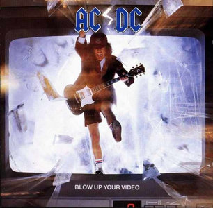 AC/DC - BLOW UP YOUR VIDEO (Vinyl LP)
