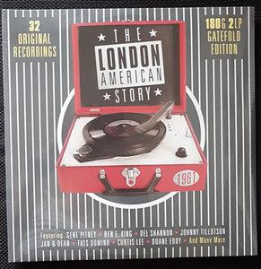 VARIOUS - THE LONDON AMERICAN STORY (Vinyl LP)