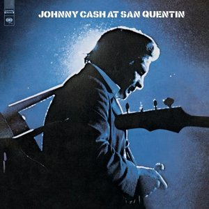 JOHNNY CASH - AT SAN QUENTIN (Vinyl LP)