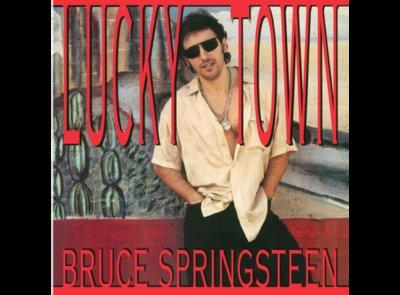 BRUCE SPRINGSTEEN - LUCKY TOWN (Vinyl LP)