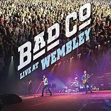 BAD COMPANY - LIVE AT WEMBLEY (Vinyl LP)