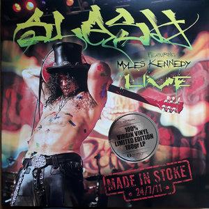 SLASH (GUNS 'N ROSES) - MADE IN STROKE (Vinyl LP)