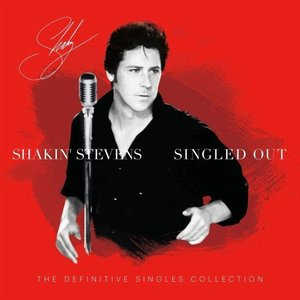 SHAKIN' STEVENS - SINGLES OUT -BEST OF- (Vinyl LP)